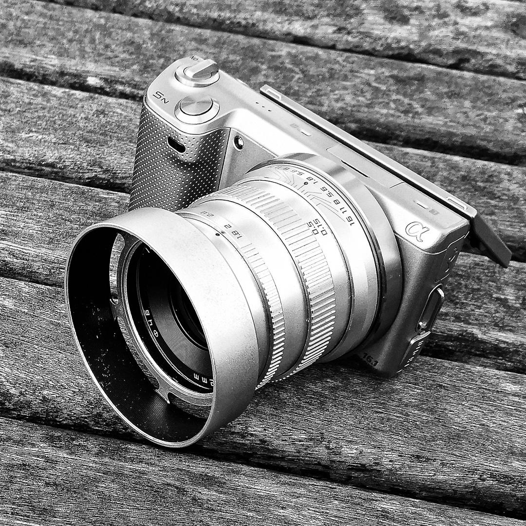 Sony Nex 5N & Zonlai 22mm F1.8